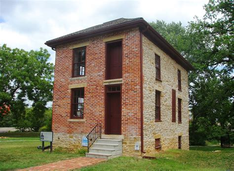 railroad house ks john ritchie house underground railroad 1856 photo by kendall simpson photo