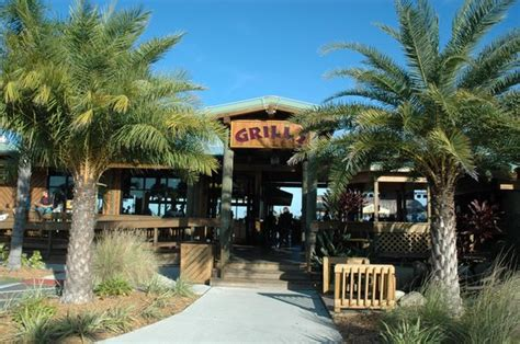 Grills Tiki Bar Grilled Mahi Mahi Fish Picture Of Grills Riverside