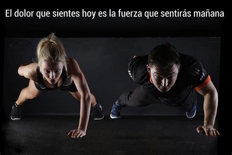 imagenes motivadoras para el gym las 50 mejores frases de motivaci 243 n para el gym