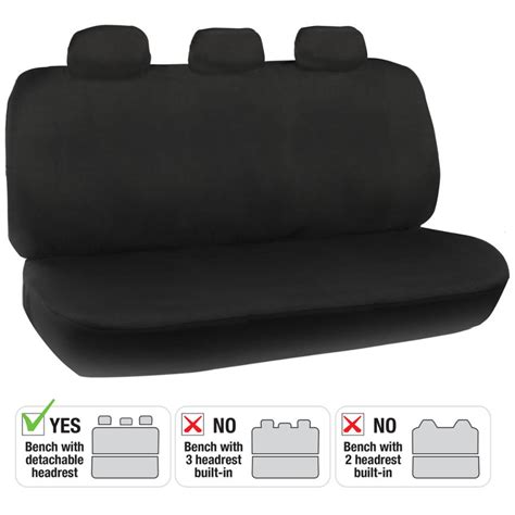black bench seat covers front camouflage car seat covers for truck auto suv camo w