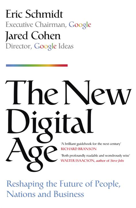 libro the age of the libro the new digital age luismaram