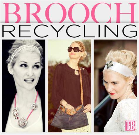 Ways To Wear A Brooch by 5 Great Ways To Wear A Brooch