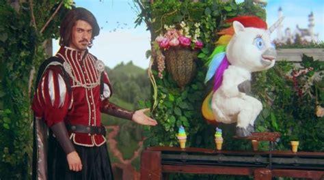 magical unicorn show   proper   poop