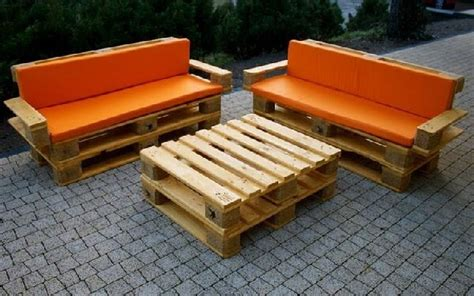 Diy Patio Furniture Out Of Pallets by Modern Style Diy Pallet Patio Furniture Designs Ideas