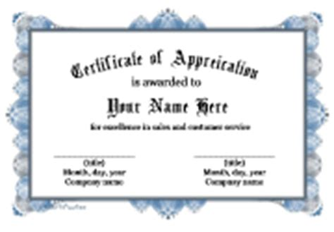 certificate template on word free certificate templates for word free