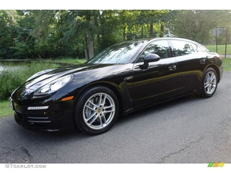 black porsche panamera 2016 2016 black porsche panamera 4 edition 115563107 photo 12