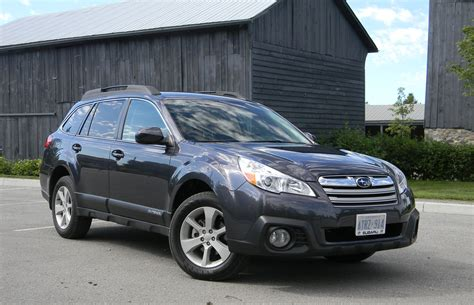 Subaru Outback 2014 by Car Review 2014 Subaru Outback 2 5i Convenience Driving