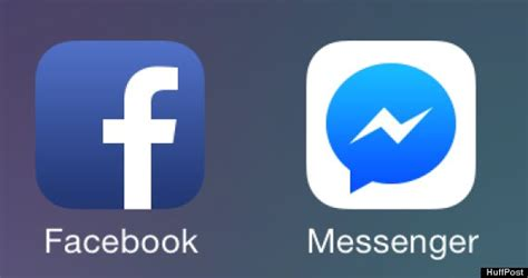 fb app facebook to force you to get a second app for messaging