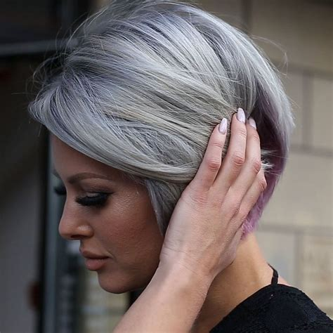 how to bring out the grey in hair best 25 dying your hair grey ideas only on pinterest