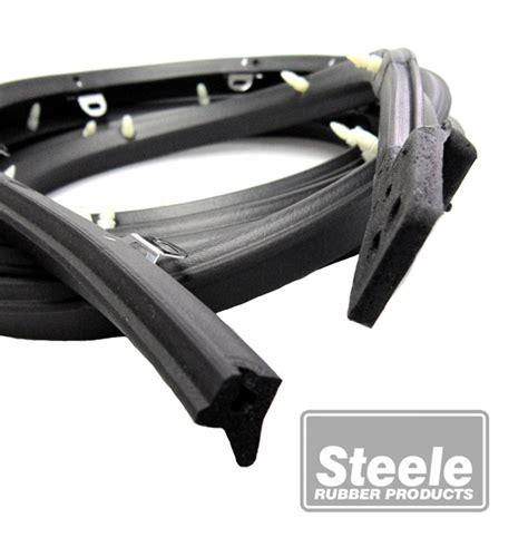 Steele Rubber Products Front Door Weatherstrip Front Door Weatherstrip