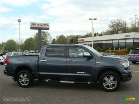 2008 Toyota Tundra Crew Max 2008 Toyota Tundra Limited Crewmax 4x4 In Slate Gray