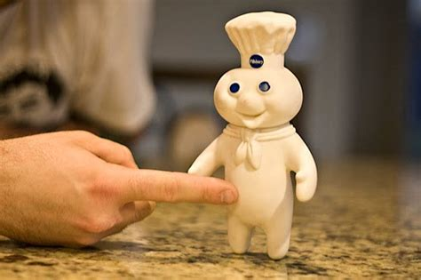 Pillsbury Dough Boy Meme - pillsbury doughboy change of faces