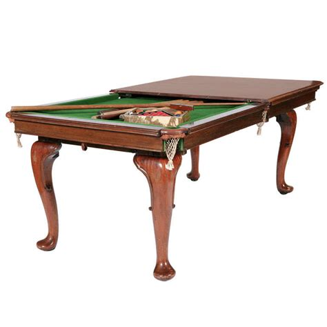 snooker dining table for sale w jelks and sons holloway dining table and snooker table for sale at 1stdibs