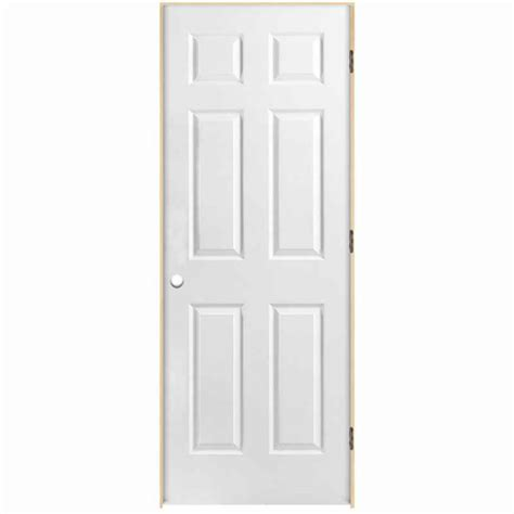 Single Panel Interior Doors Single Panel Shaker Interior Door Single Closet Door Pilotproject Org
