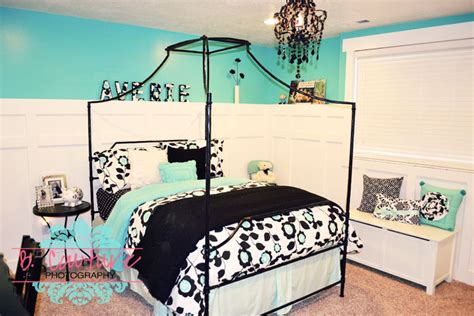 black and turquoise bedroom ideas turquoise and black girls bedroom wednesday design
