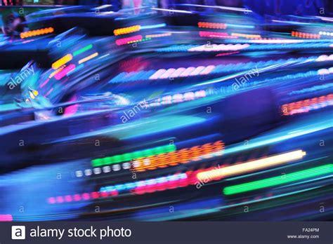 lights ride fairground funfair ride moving fast fair lights