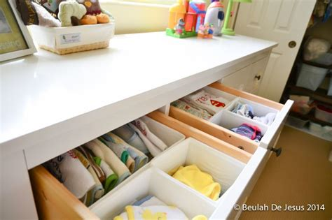 Organizing Nursery Dresser by 43 Best Images About Nursery Storage On Closet