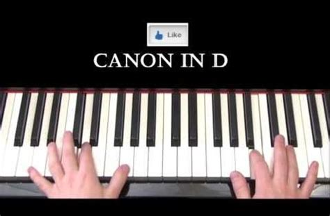 keyboard tutorial canon canon in d pachelbel piano cover by ryan jones absolute