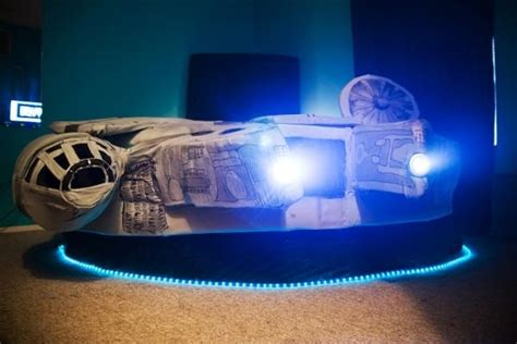millenium falcon bed top 15 creative beds that will make you question your