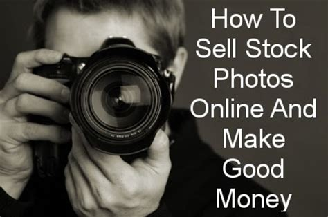 How To Make Decent Money Online - how to sell stock photos online and make good money ultimate programming tutorials