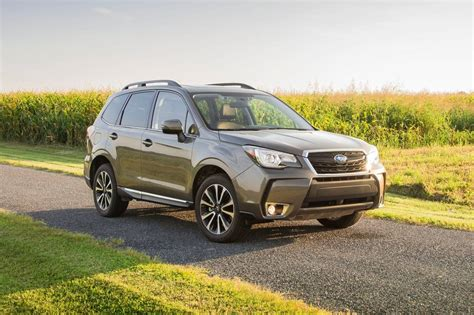 subaru suv forester 2018 subaru forester 2 5i limited market value what s my