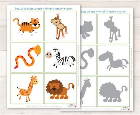 printable animal walk cards loto des animaux 224 imrpimer jeux de societe pinterest