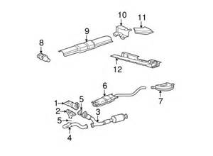 Saturn Exhaust System Parts Oem Exhaust Manifold For 2002 Saturn L300 Gmpartscenter Net