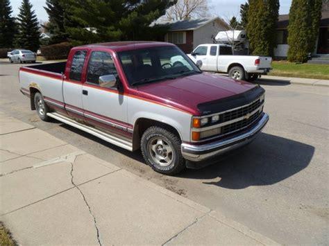 1989 Chevrolet Truck 1989 Chevrolet Truck For Sale For Sale In Saskatoon