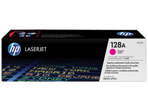 Toner Hp Laserjet 128a Colour Original hp 128a magenta original laserjet toner cartridge ce323a