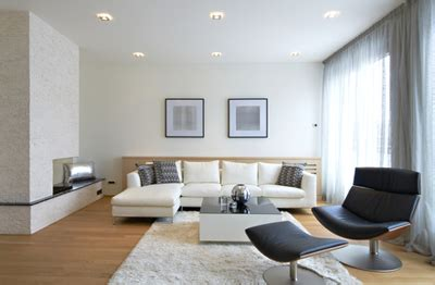 Where To Place Recessed Lights In Living Room - just say no to the dreaded swiss cheese effect light