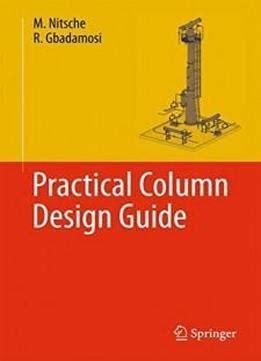 practical pattern making pdf practical column design guide