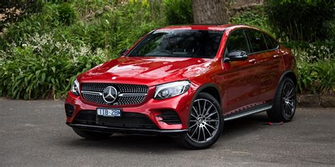 Glc Mercedes Reviews by 2017 Mercedes Glc Coupe Review Caradvice