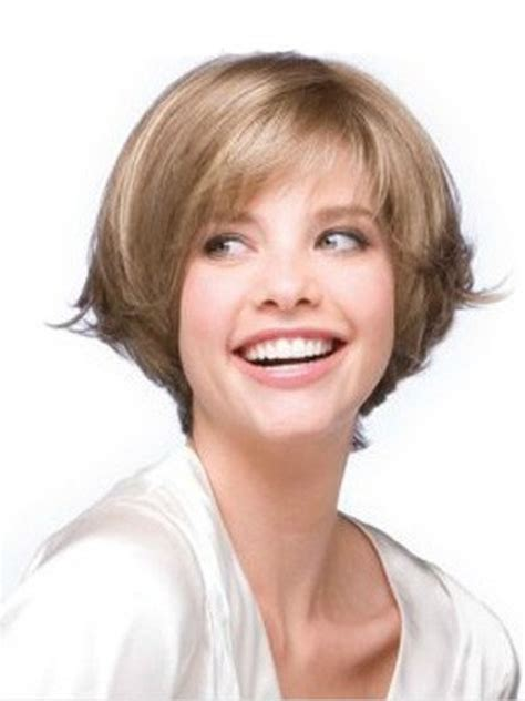 cute wigs for round faces 15 gratifying short hairstyles for round faces