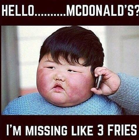 Funny Hello Meme - a bloated kid on his way to morbid obesity funny kids