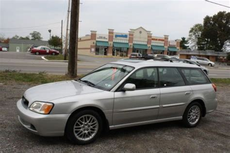 Subaru 60000 Mile Service by Find Used 2003 Subaru Legacy L Wagon All Wheel Drive Only