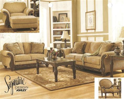 Ashely Furniture by Furniture 39401 Sofa And Loveseat