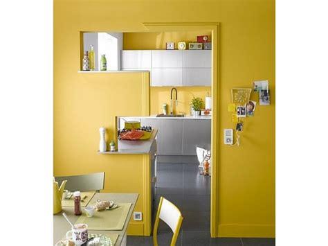 peinture cuisine jaune cr 233 er une d 233 co chic avec sa peinture cuisine