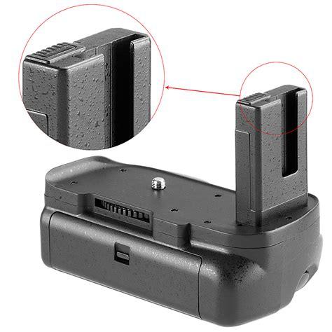 Kamera Nikon Slr D5100 neewer batteriegriff akkugriffe battery grip f 252 r nikon d5100 d5200 d5300 dslr ebay