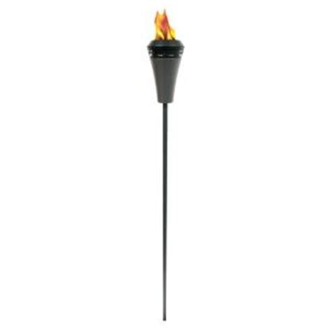 tiki island king gun metal large torch 1111033 the