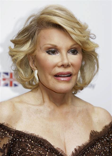 joan rivers hair2014 18 creepy images of what celebrities will look like when