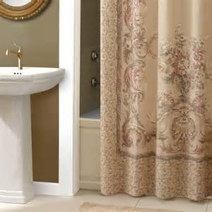 Shower Curtain For Bath Normandy Shower Curtain