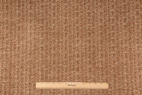 beacon upholstery beacon hill barringer chenille upholstery fabric in copper