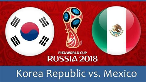 south korea vs mexico betting picks 2018 fifa world cup