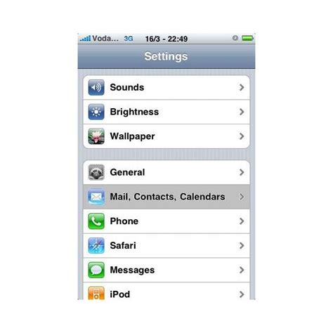 Outlook Calendar Not Syncing With Iphone Iphone Contacts Are Not Syncing With Outlook Iphone 4 8gb