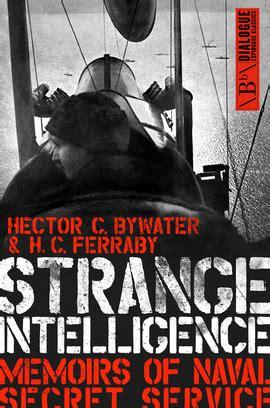 memoirs of an mi6 books strange intelligence biteback publishing