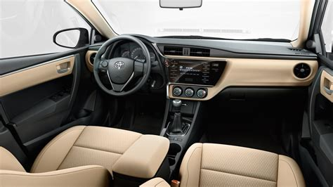 toyota corolla 2017 interior toyota corolla specifications family cars toyota