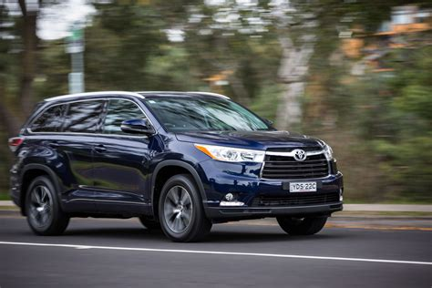 toyota awd 2016 toyota kluger gxl awd review caradvice