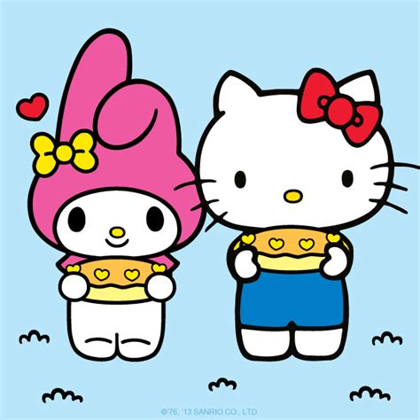 imagenes de hello kitty y my melody sanrio on twitter quot my melody loves almond pound cake