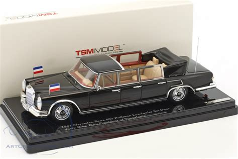6 Door Mercedes by Mercedes 600 Pullman Landaulet 6 Door Josip Broz Tito