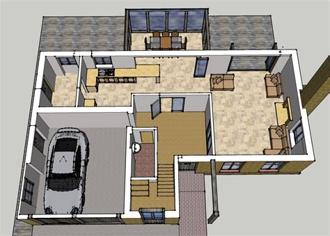 new 4 bedroom house plans new build 4 bedroom house ground floor plan james matley architect